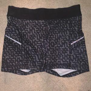 Lululemon What The Sport spandex shorts